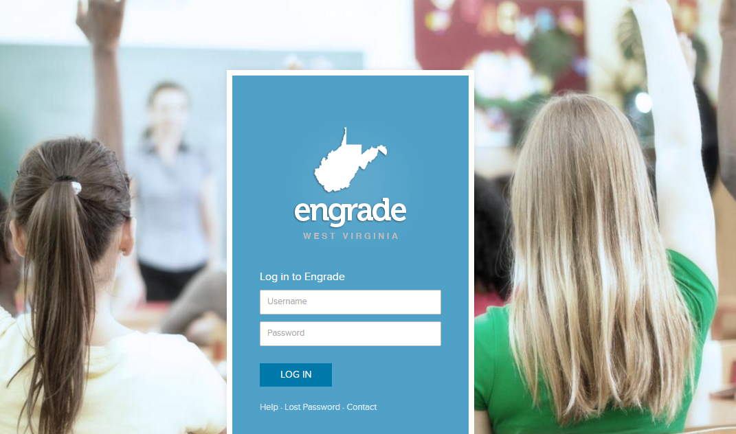 How to Log in to Engrade WV