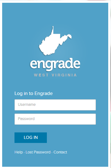 Log in to Engrade WV