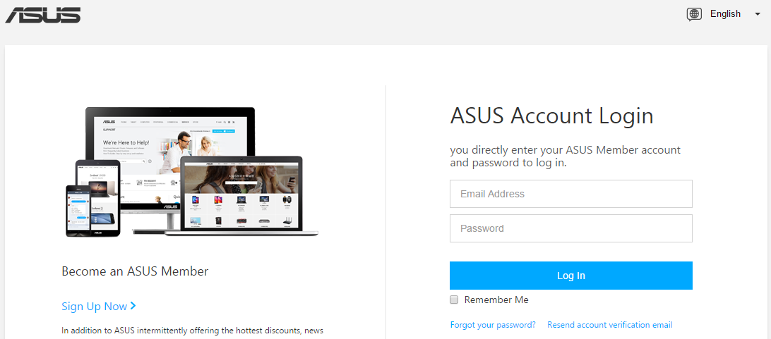 How to Log into ASUS Router