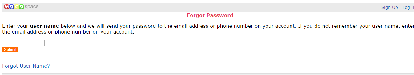 Mocospace Chat Forgot Password