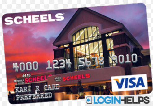 Scheels Visa Pay Credit Card Bills