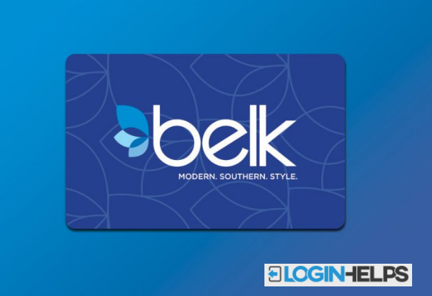 Belk Credit Card Online Account Login