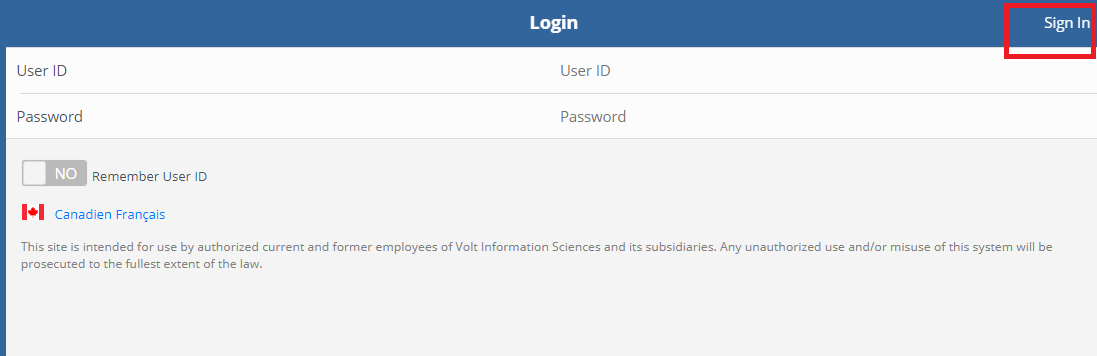 How to Log into Volt ESS Login