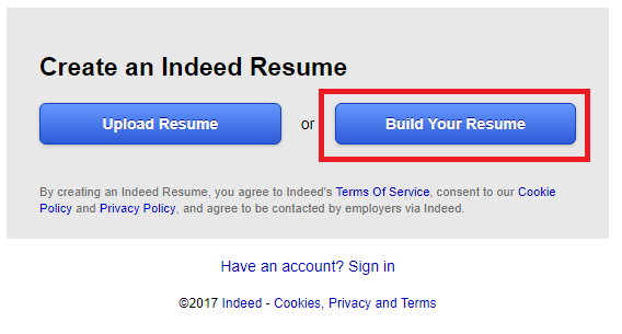 search for jobs on indeed