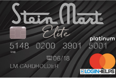 Stein Mart Credit Card account login and online bill pay