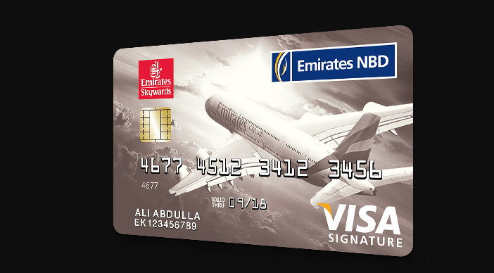 Emirates NBD Skywards Credit Card
