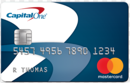 how does the capital one secured mastercard work