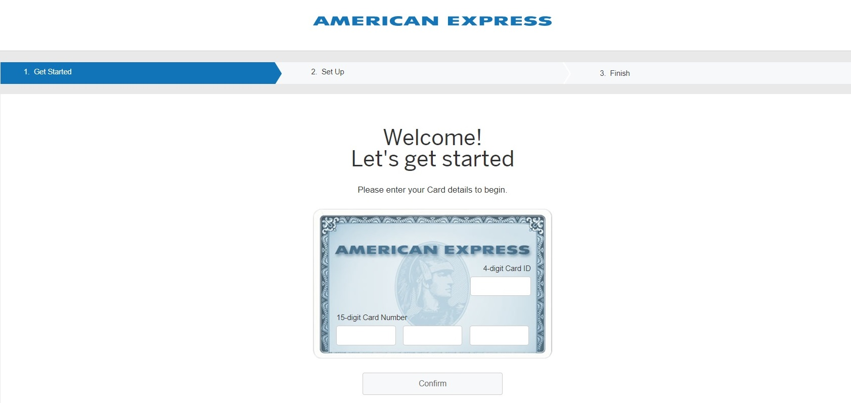 Amex Credit Card Activation Guide