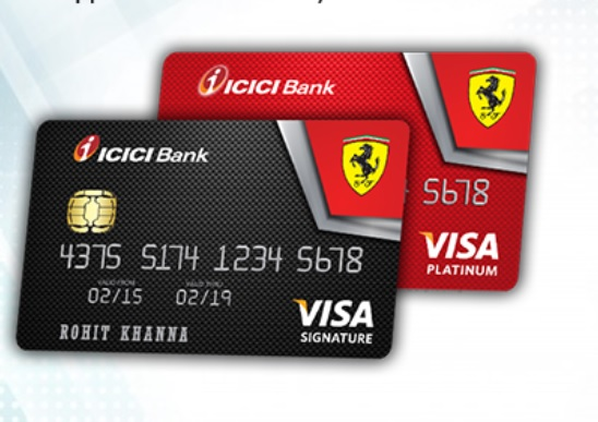 ICICI Credit Card Activate