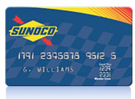 Sunoco Rewards Credit Card