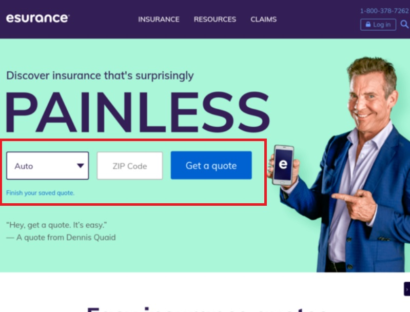 How to Get an Esurance Quote