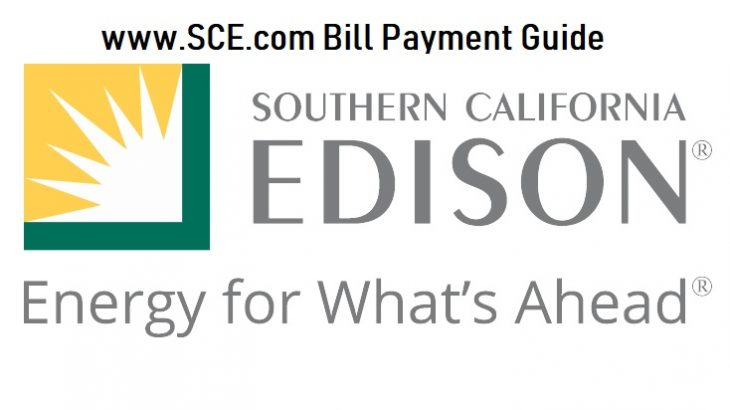 www SCE com Bill Payment Guide