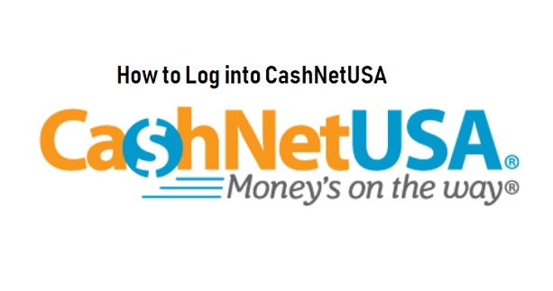 How to Log into CashNetUSA