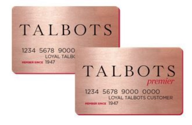 Talbots Credit Card Logo