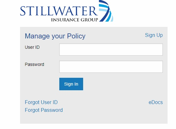 Stillwater Insurance Group Login